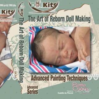 The Art of Reborn Doll Making - Advanced Painting Techniques