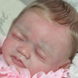 Layla by Suzette du Plessis (reborned by Bella Boo Babies)