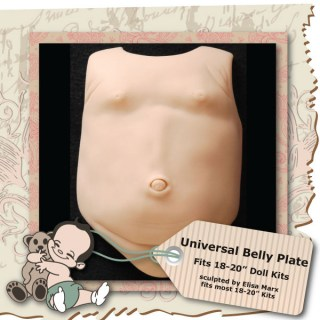universal belly plate sculpted by elisa marx 20