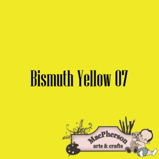 GHSP - Bismuth Yellow  7