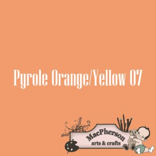 GHSP Pyrrole Orange 07