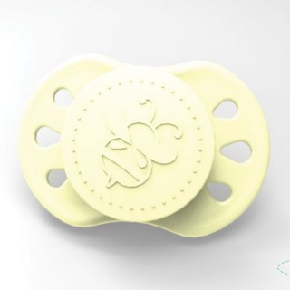 Sweet Dreams Preemie Pacifier - Lemon