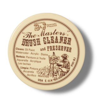 The Masters Brush Cleaner & Preserver