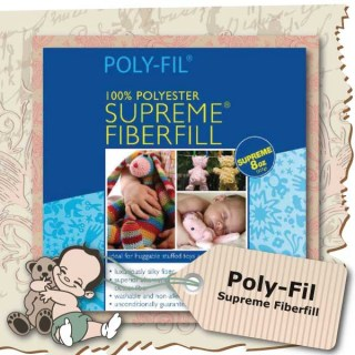 Poly-Fill Premium Filling for your Reborn