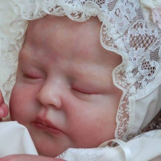 Princess Charlotte by Nikki Johnston (reborned by Silvia Creations)