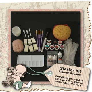 Silicone Starter Kit with Tutorial